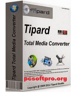 Tipard Total Media Converter 9.2.36 Crack With Activation Key 2021