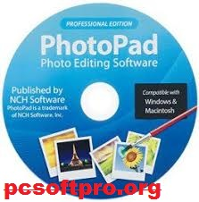 PhotoPad Photo and Image Editor 7.56 Crack With License Key 2021